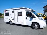 camping car BURSTNER NEXXO T660 modèle 2012